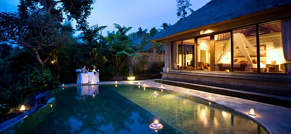 ubud bali honeymoon package